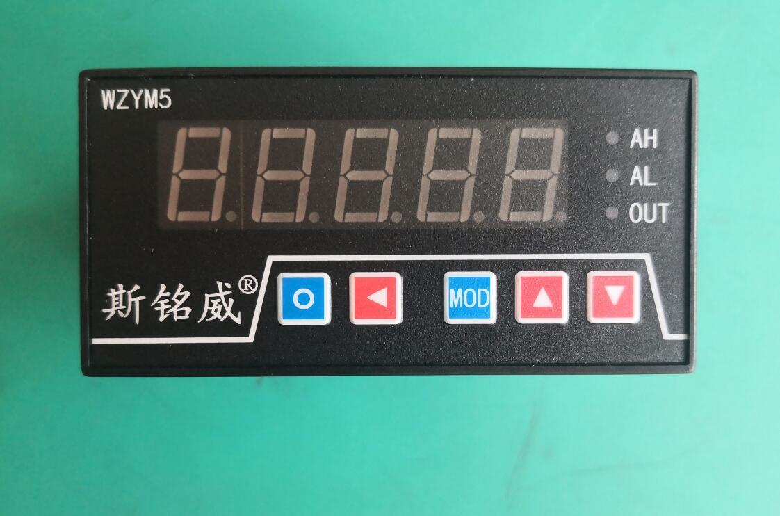 WZYM5智能显示仪表