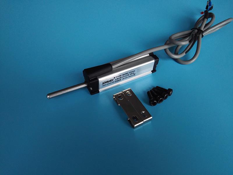 SKRD微型自恢复位移传感器