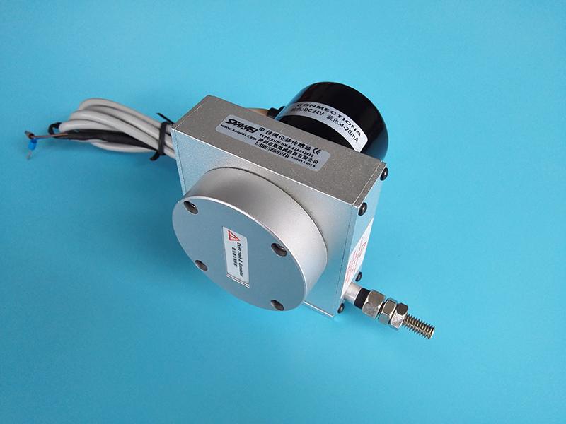SMW-HX型拉绳位移传感器